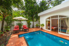 MARARI VILLAS - ORCHID COTTAGE