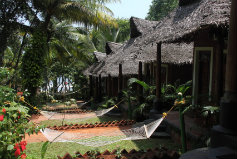 WORLD'S FIRST AYURVEDA RESORT
